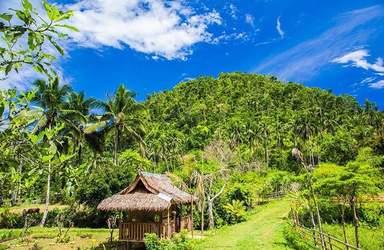 Филиппинская деревня