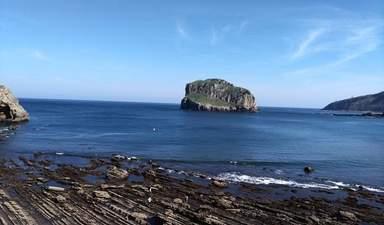 Вид на соседний остров