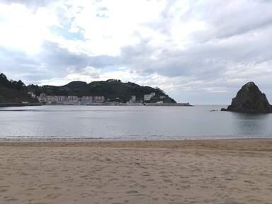 Прогулка вдоль пляжа