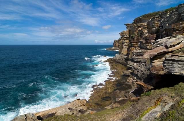 Океанское побережье Сиднея