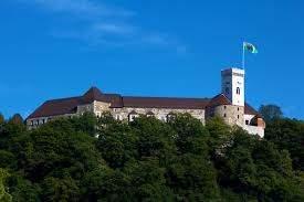 Люблянский град- средневековная крепость в центре Любляны