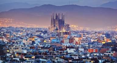 индивидуальная экскурсия  'Барселона:пешком,метро,такси.'