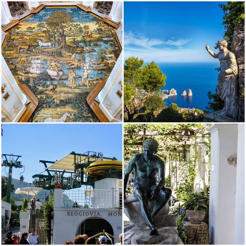 Райский остров Капри