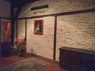 Место, где родился Игнатий Лойола
