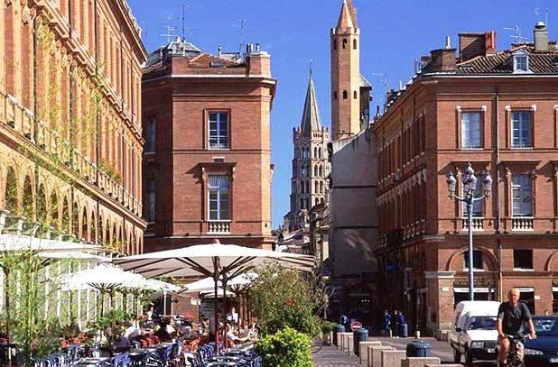 город Тулуза