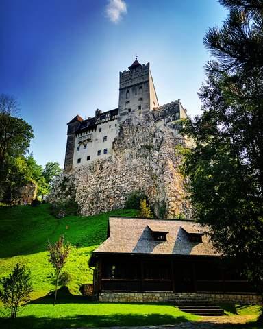 Замок Дракулы (Бран)