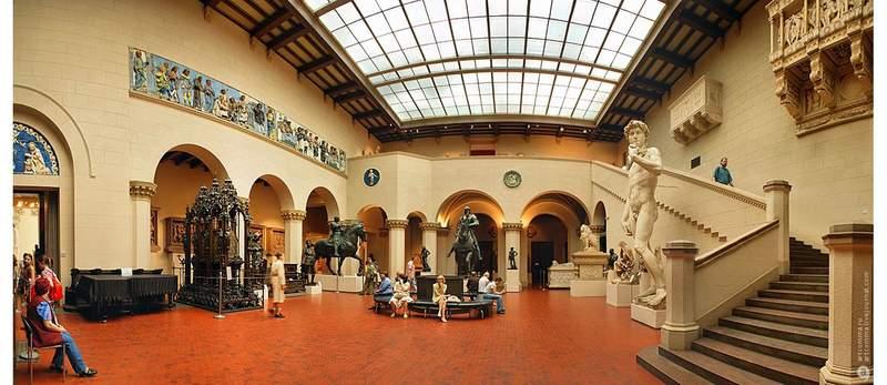 Музей Метрополитен