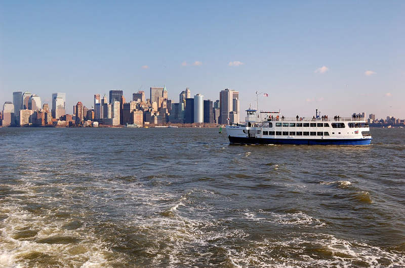 круиз вокруг Манхеттена
