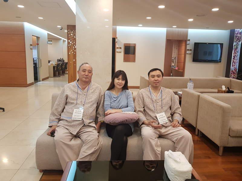 Гости с Казахстана ( проходим чек-ап)