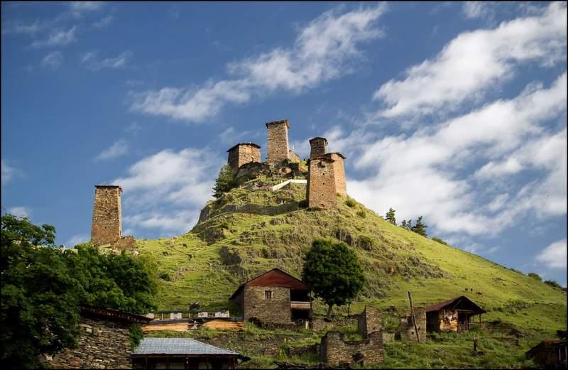 Крепость Кесело