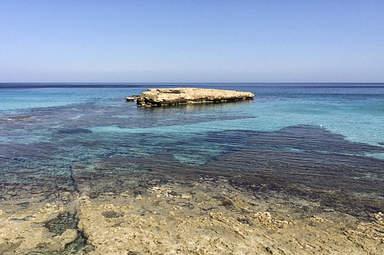 побережье Акамаса