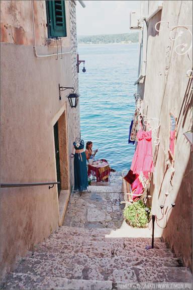 Ровинь-хорватская Венеция