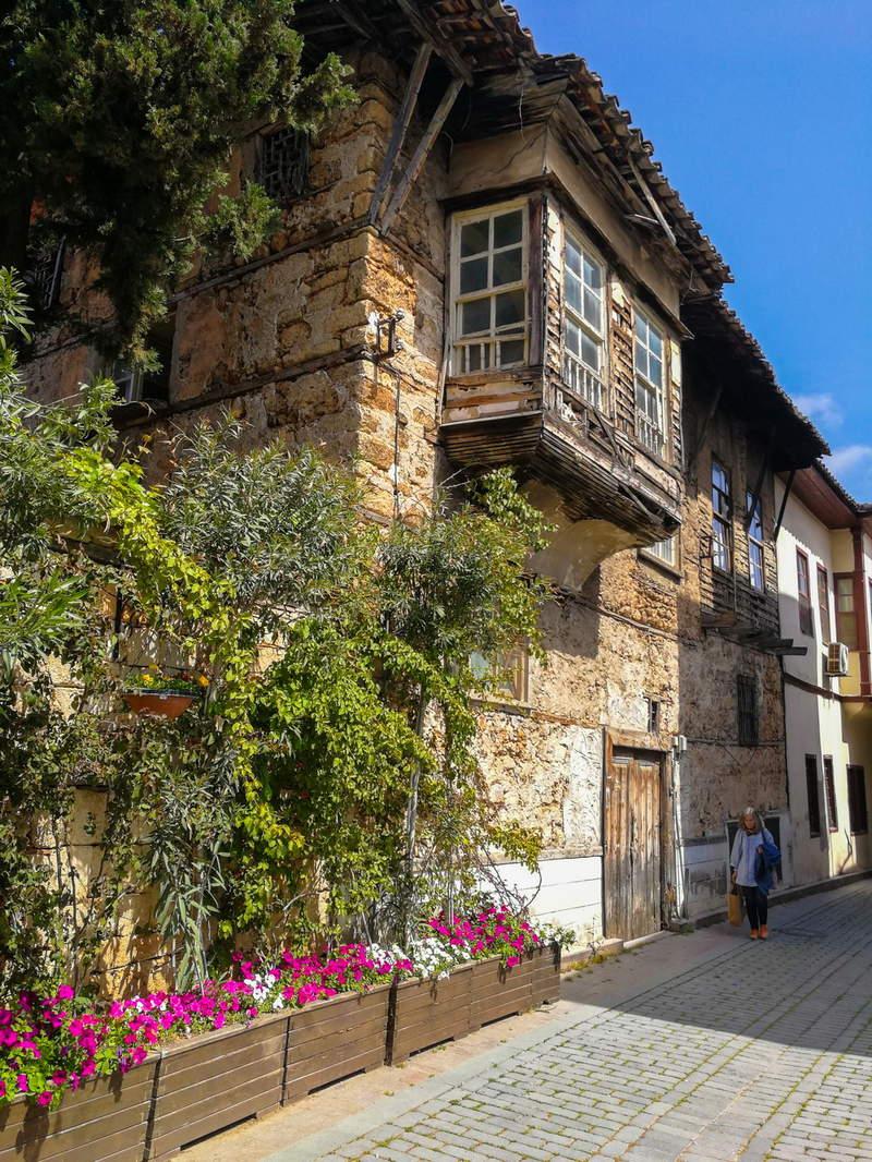 Дома османской потройки