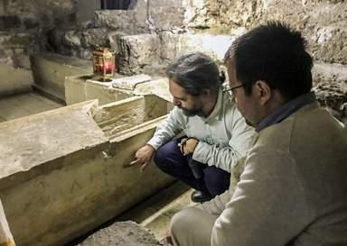 гробница Св. Лазаря