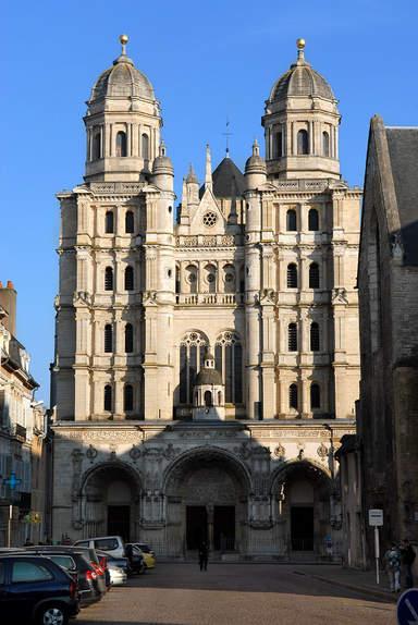 Церковь Сен-Мишель