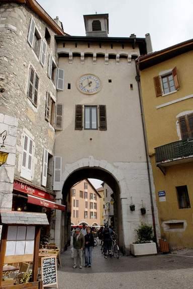 Ворота Сен-Клер