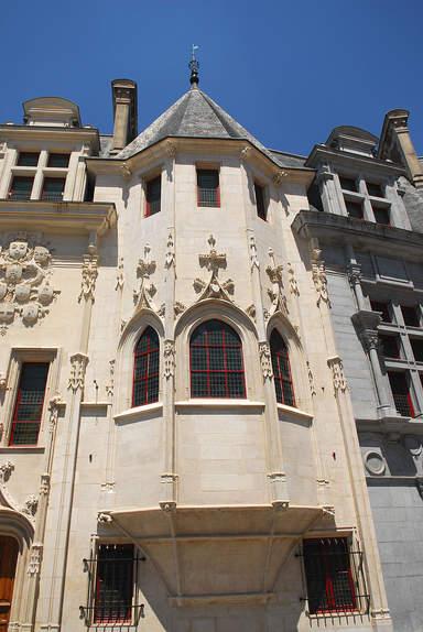 Абсида часовни Дофинуазского Парламента