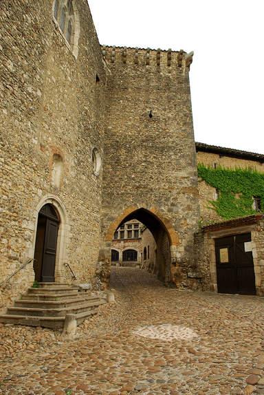 Церковь-крепость