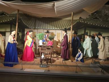 Свадьба в Корейском стиле