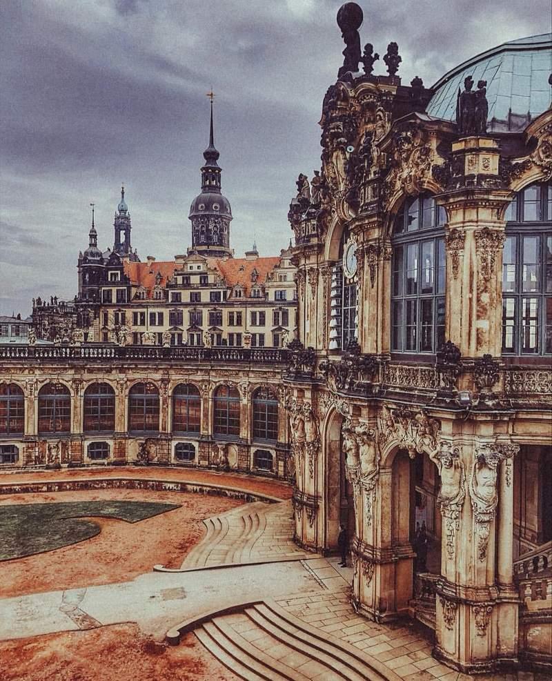 Дрезден- Цвингер
