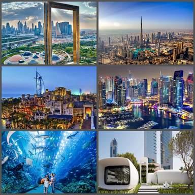 индивидуальная экскурсия  'Обзорная по Дубай'