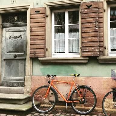 улочки Фрайбурга