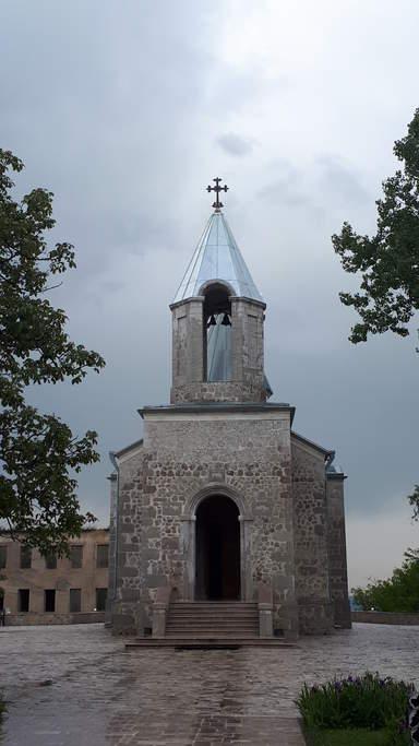 Церковь Канач жам