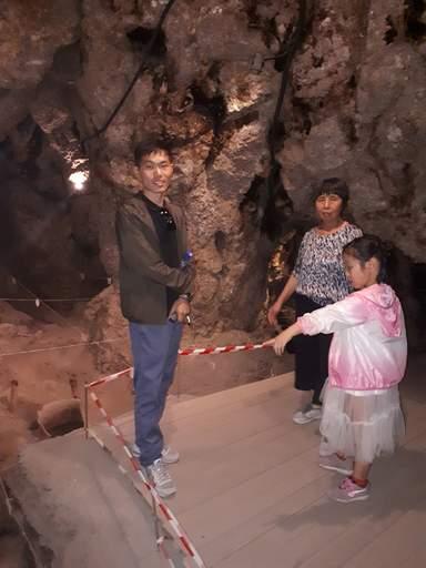 Пещера птиц