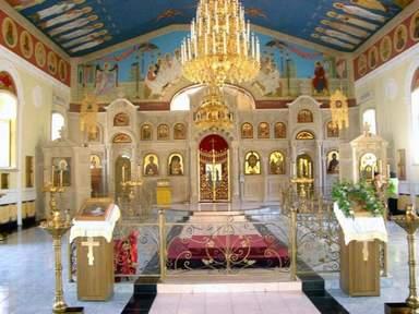 Церковь в Баку