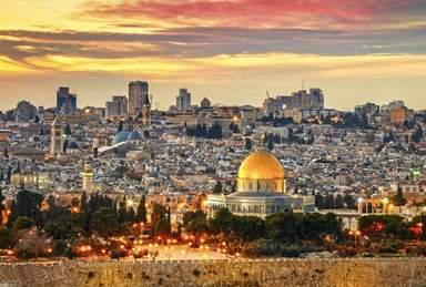 экскурсия  'Святая Земля. С Кипра в Израиль.'