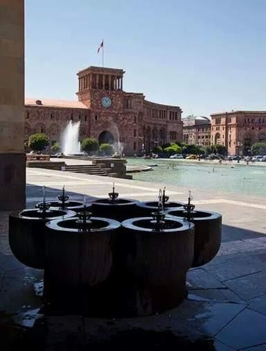 Ереван, город солнца