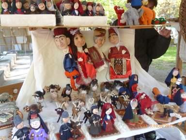 Ереван, ярмарка Вернисаж