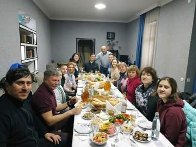 В семье винодела