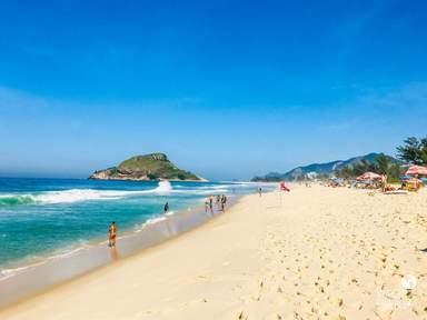 Пляж Рекрио