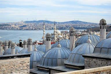 Мечеть Cулеймание