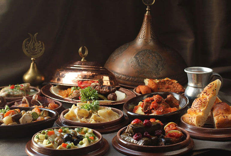 Вкусы Турецкой Кухни