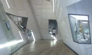 корридоры музея