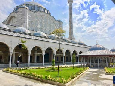 Мечеть Михримах-султан