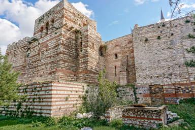Крепостные Стены Константинополя