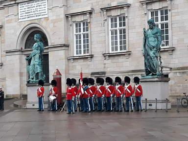 королевские гвардейцы