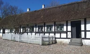 Датская деревня-музей