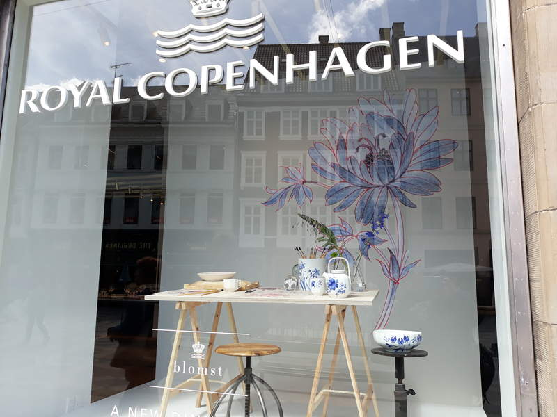 магазин Royal Copenhagen