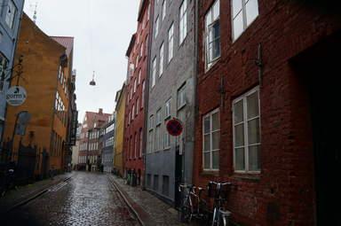 улица, на которой жил Андерсен