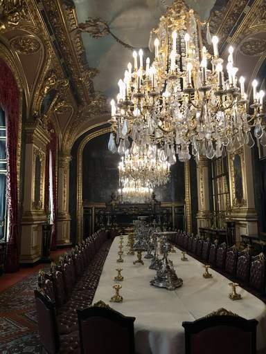 Апартаменты Наполеона III