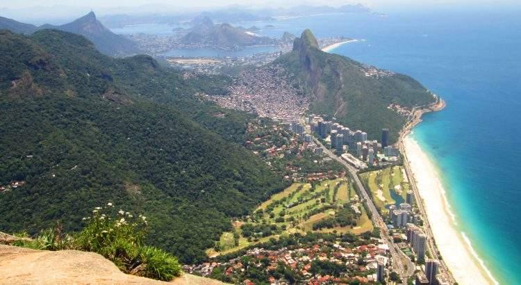 Набережная Рио