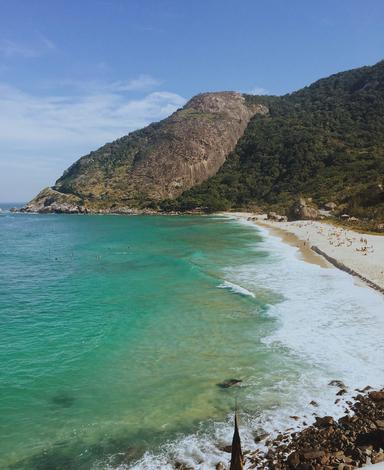 пляж Праинья