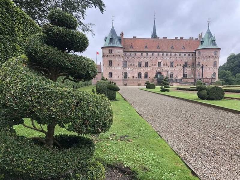 Замок Эгесков