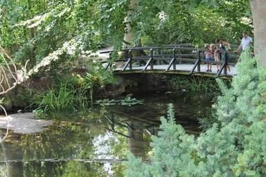 Парковая зона Эгесков