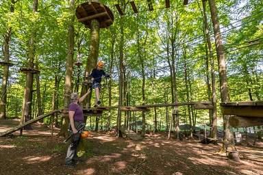 парк Camp Adventure