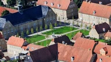 Идеальный город Christiansfeldt
